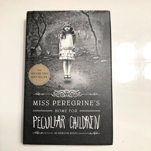 Miss peregrines home for peculiar children book